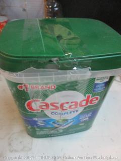 Cascade damage box