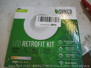 Sunco Retrofit Kit