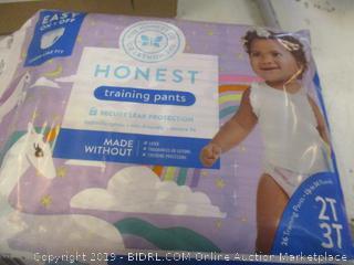 Honest Training Pants