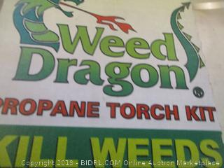 Weed Dragon Propane Torch Kit
