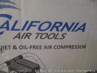 California Air Tool oil Free Air Compressor