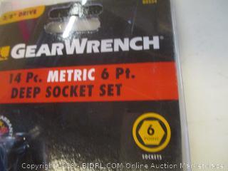 Gear Wrench Sockets