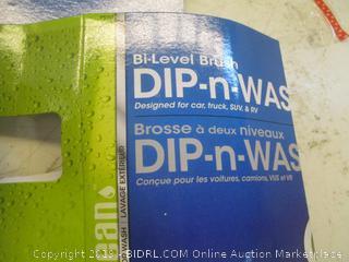 Bi Level Brush Dip n Wash