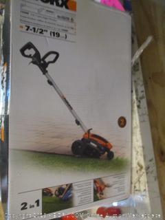 Worx Lawn edger/trencher
