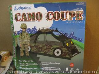 Camo Coupe gigatent