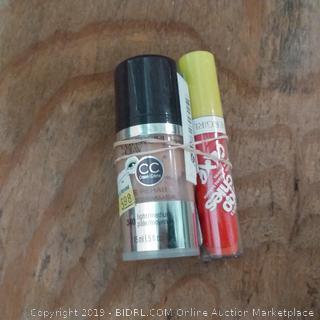 Make Up and Lip Stick