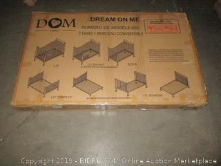 Dream on Me Convertible Crib