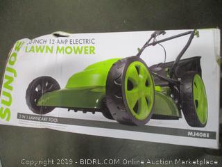 Sunjoe Lawn Mower