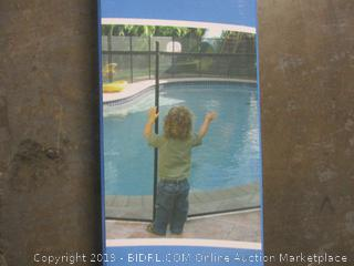 In-Ground Pool Safety Fence System