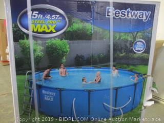 Bestway Pool, 15 ft