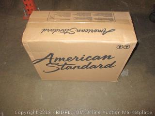 "American Standard 10"" Rough Tank"