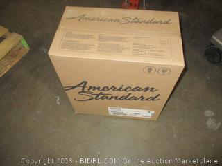 American Standard Dual Flush Lined Tank