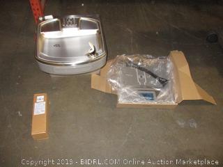 Elkay LZS8WSLP Enhanced EZH2O Bottle Filling Station & Single ADA Cooler, Filtered 8 GPH Light Gray (Retail $1,050.00)