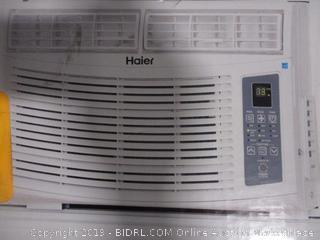 Haier ESA405R 5000 BTU Room Air Conditioner (Retail $204.00)