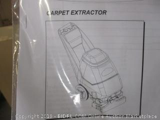 Cadet Carpet Extractor