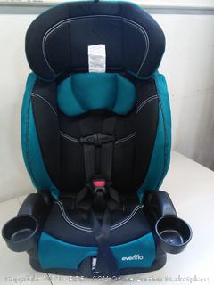 Evenflo Chase Car Seat - Blue - NEW