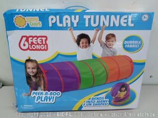 Play Tunnel- 6 feet long