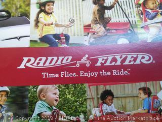 Radio flyer- kid's wheelbarrow