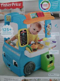 Fisher Price Food Truck
