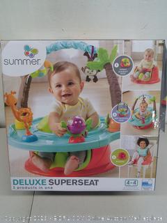 Summer- Deluxe Superseat