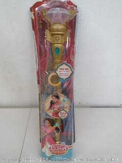 Disney's Elena Avalor Magical Scepter of Light