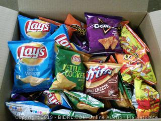 Frito Lay Variety Pack 35 Count