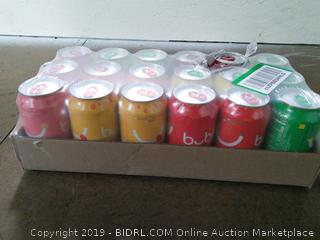 Bubly Sparkling Water 18 Pack