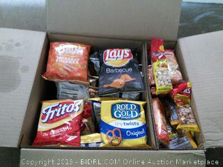 Frito Lay 50 Count Sweet Salty Mix