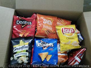 Frito Lay Classic Mix Variety Pack