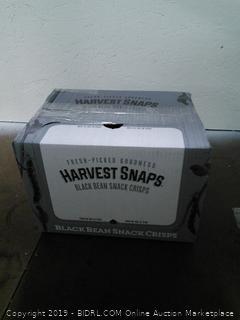Harvest Snaps Black Bean Snack Crisps