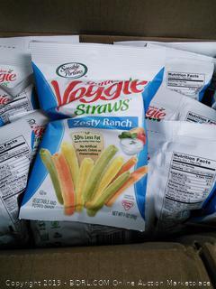 Veggie Straws Zesty Ranch