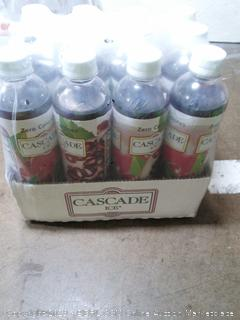 Cascade Zero Calorie Sparking Water, Kiwi Stawberry