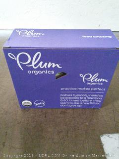 Plum Organics Just Mango Pouches