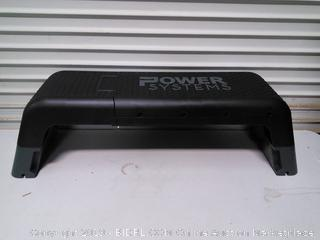 Power Systems Deck (online $160)