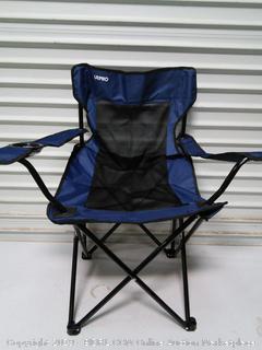 Folding Chair (bag has tear)