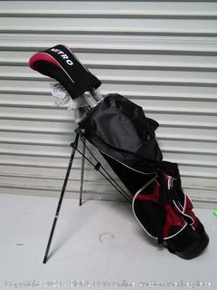 Kid' Right Handed 8 Piece Golf Set (Online $71.99)