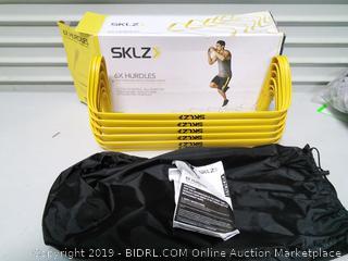 Sklz 6 hurdles