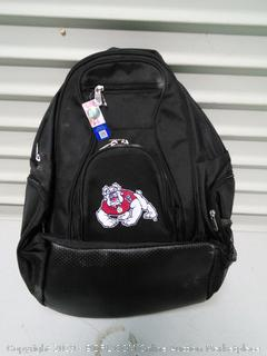 Denco NCAA Fresno State Bulldogs Voyager Laptop Backpack