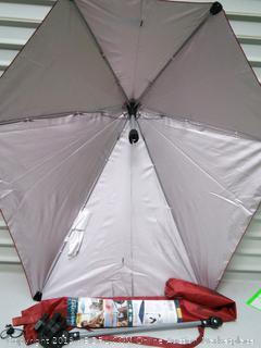 All-Position Umbrella, Broken Handle