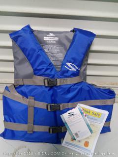 Boating Life Jacket Adult Large