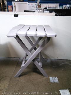 Table (bent edge)
