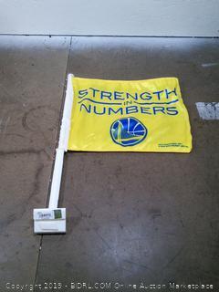 Warriors Flag