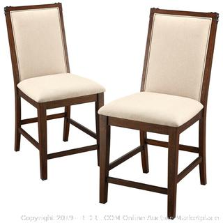 Dining Chairs - 2 Count