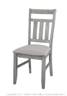 Powell Turino Dining Chairs - Set of 4 (online $328)