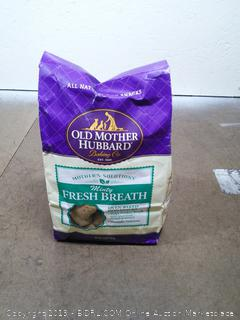 Old Mother Hubbard Minty Fresh Breath Snacks