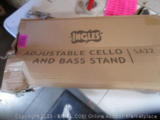 Adjustable Cello and Bass Stan