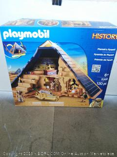 PLAYMOBIL Pharaoh's Pyramid (online $59)