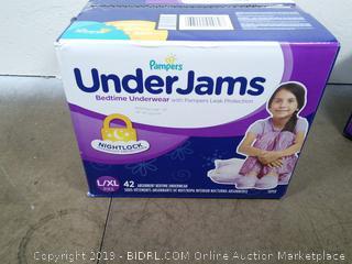 Underjams Bedtime Underwear