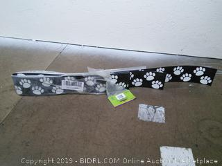Paw Prints Boarder Trim
