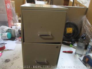 File Cabinet damaged